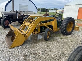 2021 Fall Harvest Antique Tractor Auction featured photo 9
