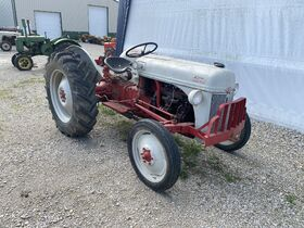 2021 Fall Harvest Antique Tractor Auction featured photo 12