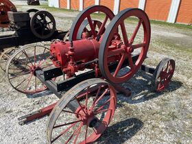 2021 Fall Harvest Gas Engine Auction featured photo 3
