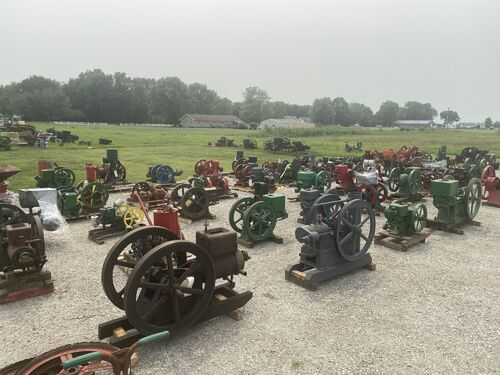 2021 Fall Harvest Gas Engine Auction featured photo