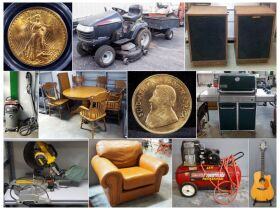 Tools, Treasures And Tidbits Combined Estate Auction featured photo 1