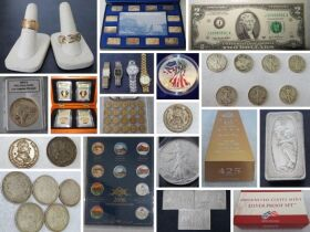 Gold & Silver Coins, Jewelry, Watches & Other Valuables! featured photo 1