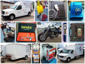 Kips Carpet Cleaning Business Liquidation Auction featured photo 1