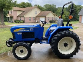 New Holland and John  Deere Tractor Auction featured photo 1