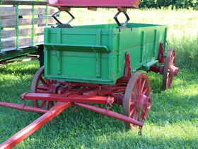 Dunlavy Antique Implements, Parts and Vehicles featured photo 2