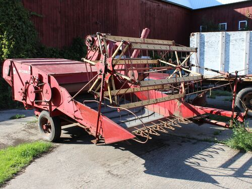 Dunlavy Antique Implements, Parts and Vehicles featured photo