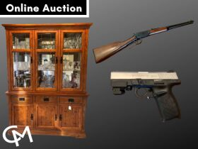 Firearms, Furniture, & Collectibles - Online Auction Henderson, KY featured photo 1