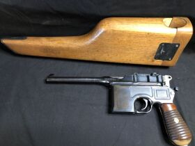Firearms of the Robert Bowen, Sr Estate at Absolute Online Auction featured photo 2