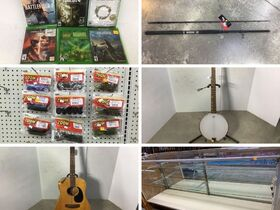 Sports Store Music, Fishing Supplies, Shelves featured photo 1