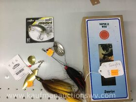 Sports Store Music, Fishing Supplies, Shelves featured photo 2