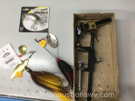 Sports Store Music, Fishing Supplies, Shelves featured photo 3