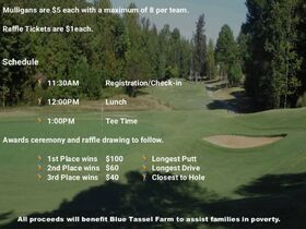 Blue Tassel Farm Golf Outing Saturday, September 18th featured photo 1