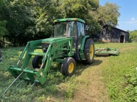 153 +/- ACRES, 3 FARMS, SELLING IN 15 TRACTS; TIMBER & FARM EQUIPMENT featured photo 10
