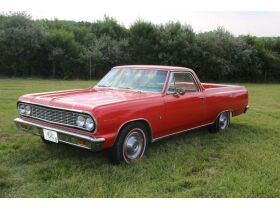 Restored 1964 Chevrolet El Camino, 1979 Ford Ranger Bronco, Tractors, Riding Lawn Mowers, Tools & Automobile Parts! featured photo 2