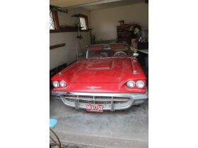Barn Find Convertibles 1960 Ford Thunderbird & 1962 Ford Galaxie Sunliner, John Deere Tractor, Horse Trailer & So Much More! featured photo 2