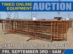 September Dodson Misc Equipment Timed Auction featured photo 1