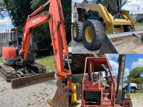 Retirement Auction -  Electrical Service Company featured photo