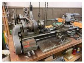 Akron NY Estate Auction - Woodworking Shop, Tools, Furnishings, Hummels & Household featured photo 5