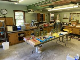 Akron NY Estate Auction - Woodworking Shop, Tools, Furnishings, Hummels & Household featured photo 12