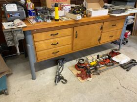 Akron NY Estate Auction - Woodworking Shop, Tools, Furnishings, Hummels & Household featured photo 9