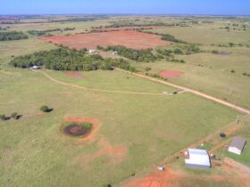 LOGAN COUNTY, OK -MULHALL AREA  LAND AUCTION - 86 +/- acres- W/ HWY 77 FRONTAGE-OFFERED IN CHOICE TRACTS AND COMBINATIONS featured photo 6