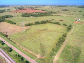 LOGAN COUNTY, OK -MULHALL AREA  LAND AUCTION - 86 +/- acres- W/ HWY 77 FRONTAGE-OFFERED IN CHOICE TRACTS AND COMBINATIONS featured photo 8