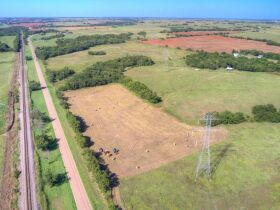 LOGAN COUNTY, OK -MULHALL AREA  LAND AUCTION - 86 +/- acres- W/ HWY 77 FRONTAGE-OFFERED IN CHOICE TRACTS AND COMBINATIONS featured photo 9