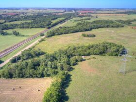 LOGAN COUNTY, OK -MULHALL AREA  LAND AUCTION - 86 +/- acres- W/ HWY 77 FRONTAGE-OFFERED IN CHOICE TRACTS AND COMBINATIONS featured photo 11