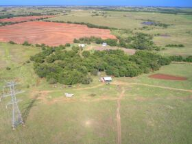LOGAN COUNTY, OK -MULHALL AREA  LAND AUCTION - 86 +/- acres- W/ HWY 77 FRONTAGE-OFFERED IN CHOICE TRACTS AND COMBINATIONS featured photo 12