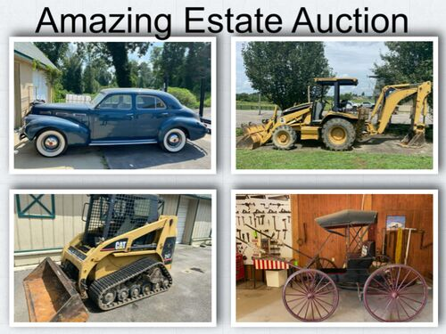 Amazing Estate Auction by Pearce featured photo
