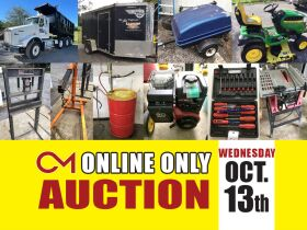 Trailers, Tools and More! Online Equipment Auction ends Oct. 13th featured photo 1
