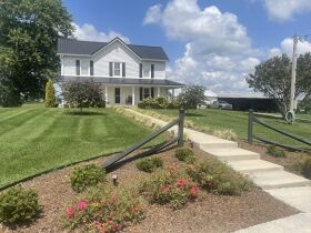 83.84 Acres with Farm House and Barns featured photo 5