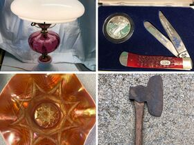 Antique, Collectibles, Glassware, Tools featured photo 1