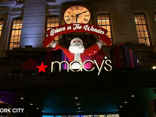 CHRISTMAS GIFTS MACY'S STORE STOCK featured photo