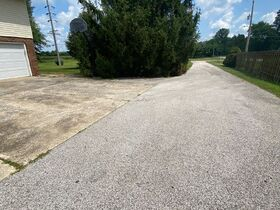 Drive Way Entrance from Route 4