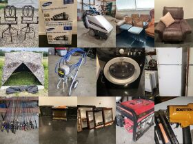 New Salem Center Personal Property Auction - Petersburg, IL featured photo 1