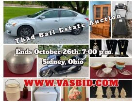Thad Ball Estate Auction featured photo 1