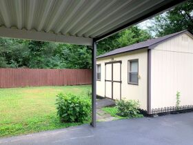 Super Clean 3 BR, 1.5 BA Home with Sunroom and Storage Barn in Murfreesboro featured photo 7