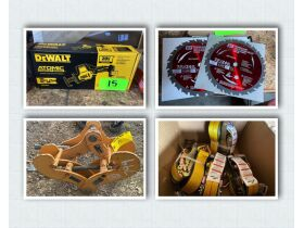 Industrial Tools Auction - New and Used Inventory featured photo 1
