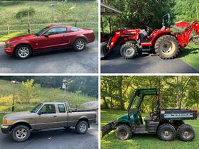 Ford Vehicles, Polaris, Tractor, Tools, Antiques featured photo 1