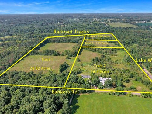 66A Offered in 4 Tracts, Bankers Rd, Hillsdale featured photo