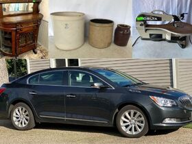 2014 Buick, primitives and crafting supplies featured photo 1