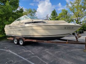 Carver Riviera 28 and Sea Ray 260 Boats at Absolute Online Auction featured photo 3