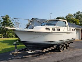Carver Riviera 28 and Sea Ray 260 Boats at Absolute Online Auction featured photo 1