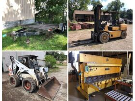 *ENDED* Metal Fabrication Liquidation Auction - Jefferson Hills, PA featured photo 1