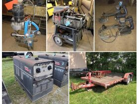 *ENDED* Metal Fabrication Liquidation Auction - Jefferson Hills, PA featured photo 2
