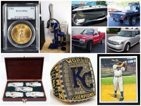 Sporting Chance Combined Estate Auction featured photo 2
