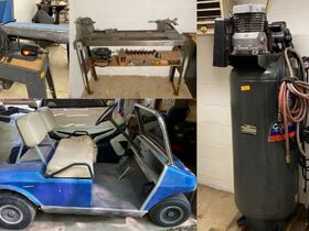 Orrville Power Tools, Golf Cart featured photo 1