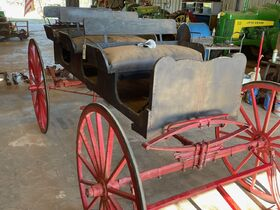 2021 Fall Harvest Farm Primitives and Implements Auction featured photo 1