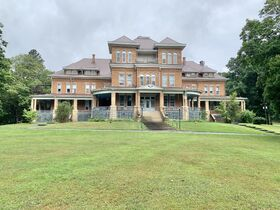 Historical Lodge with 126 Acres featured photo 1